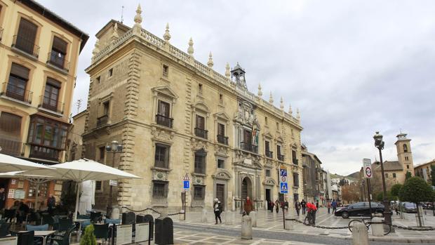 La sede del TSJA en Granada