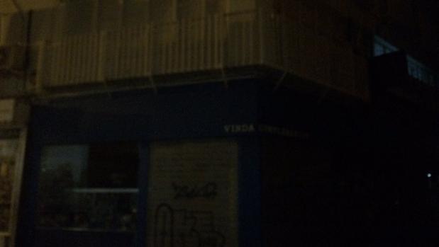 Apagón en varias zonas de Sevilla