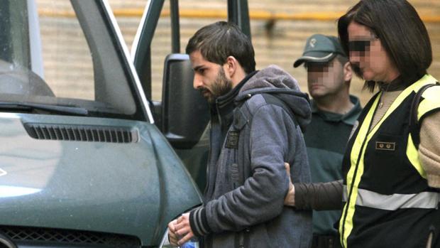 El joven sevillano Miguel Carcaño, condenado por el asesinato de Marta del Castillo