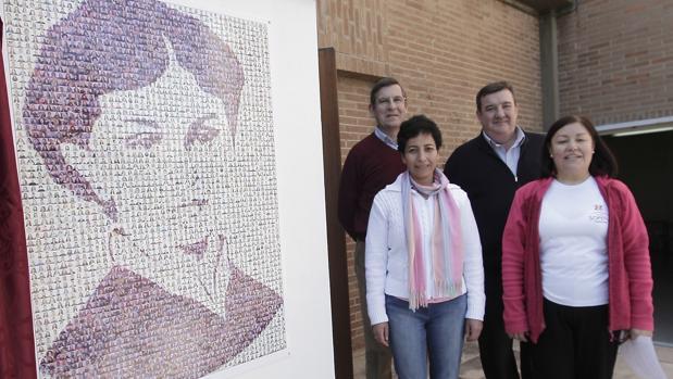 Los centros de la Fundación Dolores Sopeña en Sevilla rindieron un homenaje a su fundadora