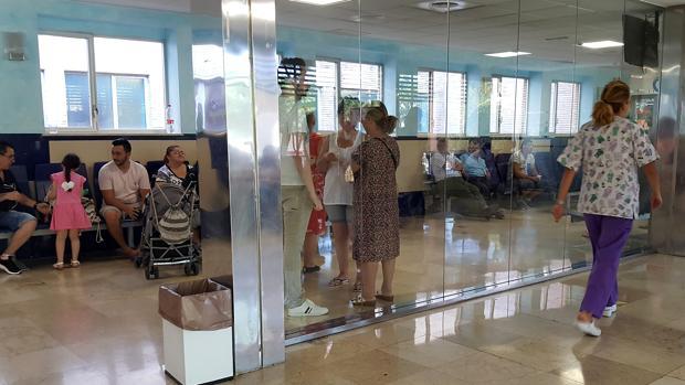 El Hospital Universitario Virgen del Rocío