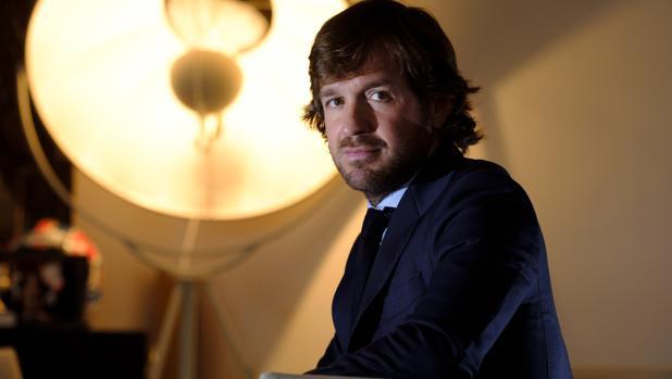 Rosauro Varo, en su despacho del holding Gat Inversiones, en Madrid