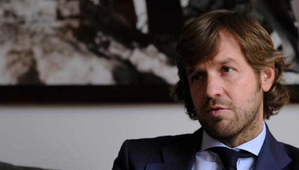 Rosauro Varo, empresario sevillano afincado en Madrid y ahora socio de Cabify en la empresa Vector