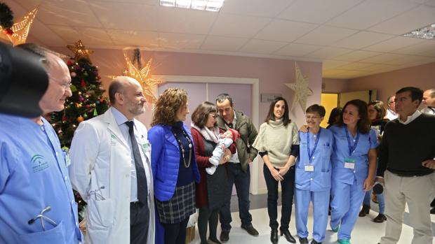 Banco de donacion de leche materna en el Hospital de la Mujer