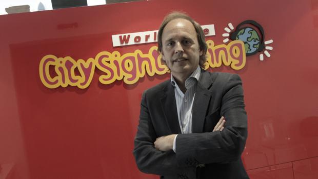 Enrique Ybarra, presidente de City Sightseeing