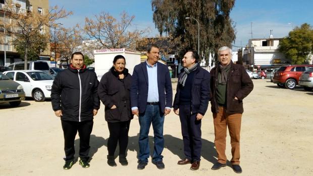 El PP propone iniciativas para el barrio de Santa Aurelia