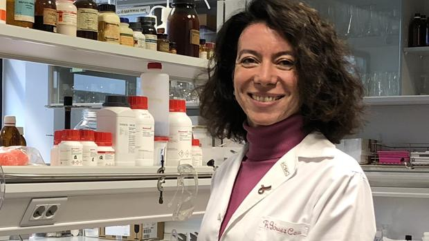 Raquel Gómez, doctora en Farmacia