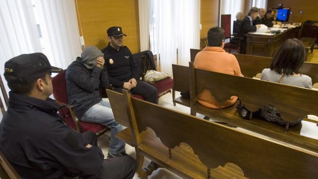 Un juicio en la Audiencia de Sevilla