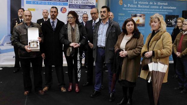 La muestra ha recorrido varias ciudades y la sede del Parlamento Europeo en Estrasburgo