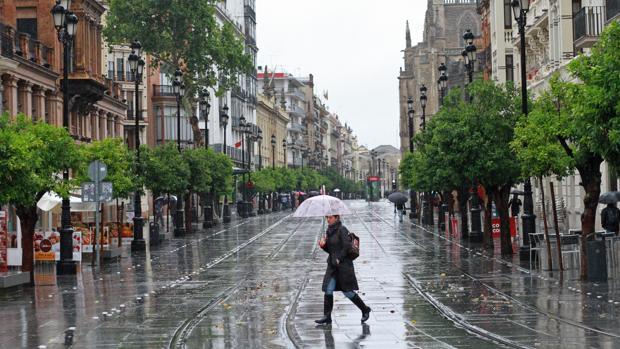 Las lluvias darán paso a jornadas de intenso calor