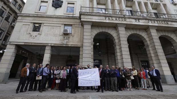 Los jueces de Sevilla, este jueves