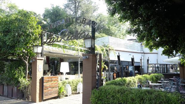 Restaurante La Raza, situado en el Parque de María Luisa