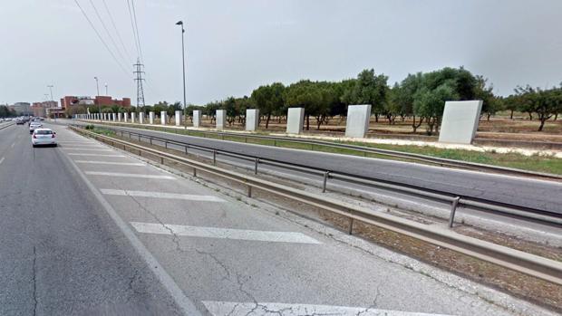 Ronda Urbana Norte de Sevilla