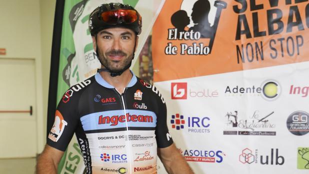 José Luis ha salido esta madrugada de Sevilla y llegará a Albacete a las sieta de la tarde del sábado