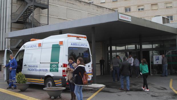 Urgencias del hospital de Valme