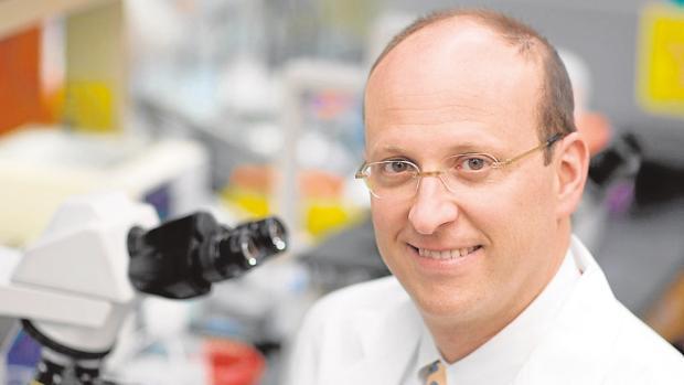 Andrew Davidoff participó en el congreso de oncología pediátrica