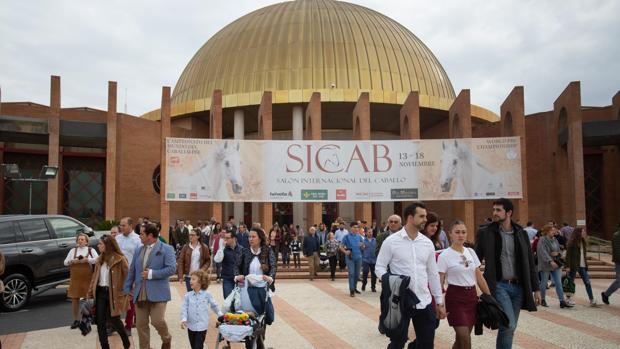 El Sicab es uno de los eventos más multitudinarios que se celebran en Fibes
