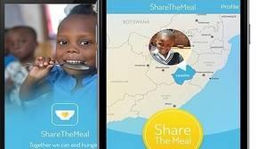 ShareTheMeal: La «app» para compartir comida con los niños refugiados sirios