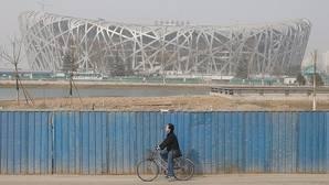 La nube de contaminación en China cubre una superficie similar a España