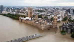 Así quedarán las ciudades por la subida del nivel del mar