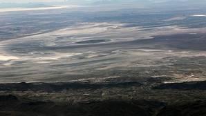 El segundo lago más grande de Bolivia se convierte en un desierto