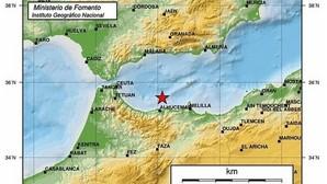Un terremoto de magnitud 6,3 en el Mar de Alborán sacude Andalucía y Melilla