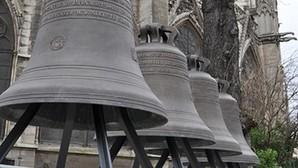 La abadía benedictina que salvó las viejas campanas de Notre Dame