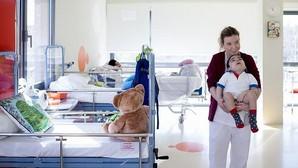 «Asumimos que son pacientes niños que se van»