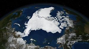 El 24 de marzo, la extensión del hielo marino en el Ártico alcanzó un máximo de 14,52 millones de kilómetros cuadrados