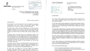 Cuatro cartas muestran la maniobra política del PSOE contra la Lomce