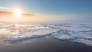 El declive del hielo marino del Ártico, camino de igualar el récord de 2012