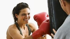 El fit-boxing está causando furor entre las famosas
