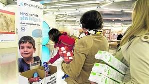Los Bancos de Alimentos piden 59 millones de litros más de leche para atender a los niños necesitados