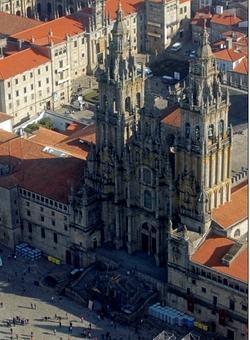 El Camino de Santiago, con la Catedral como destino, son Patrimonio de la Humanidad para la Unesco