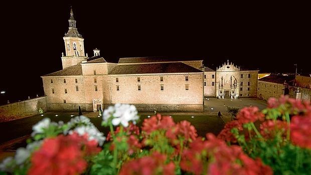 El monasterio de Yuso, en La Rioja