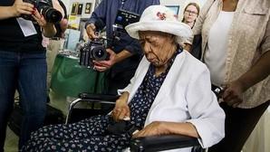 Muere a los 116 años la persona más longeva del mundo