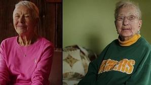 Una mujer que dio en adopción a su hija fruto de una violación se reúne con ella 80 años después