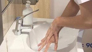 Así debes lavarte las manos para evitar infecciones como el enterovirus