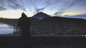 El impresionante vídeo del cielo de Canarias visto desde el Teide