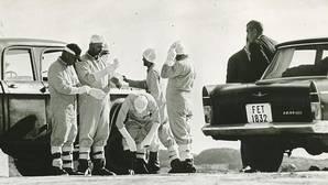 Una veintena de los militares de EE.UU. que limpiaron Palomares ha sufrido cáncer