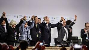 «El Acuerdo de París es un logro de todos los países del mundo»
