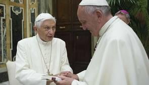 Benedicto XVI publicará sus memorias en septiembre en un libro-entrevista