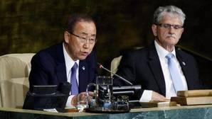 Ban Ki-moon pide una «rápida» actuación para acabar con el sida en 2030