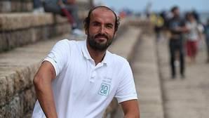 Jaime Caballero: 83 km a nado por la diabetes tipo 2