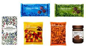 Ikea retira del mercado seis chocolates por resultar peligrosos para personas alérgicas a las avellanas y las almendras