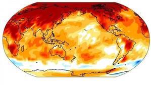 El año 2015 rompió todos los récords en calor y emisión de gases