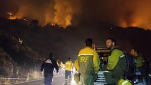 Riesgo extremo de incendios forestales en casi toda España