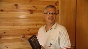 Ricardo de Francisco, alérgico al wifi: «Hago una vida aislado de la sociedad»