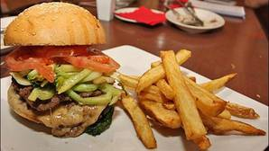 La comida rápida también puede ser sana