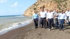 Murcia regenerará la bahía de Portmán, contaminada con residuos mineros desde hace casi 30 años